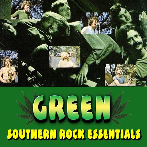 Green альбом Southern Rock Essentials
