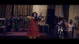 Армянская скрипка, восточная скрипка. Красивая арабская музыка. Скрипачка Stacie
