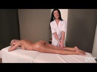 Inna innaki and diamond dollxxx - mistresses of massage [lesbian]
