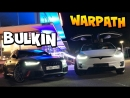 TheWarpath Tesla Model X P100D 770 СИЛ vs Audi RS6 770 СИЛ - ВАРПАЧ ПРОТИВ БУЛКИНА ТеслаНамбаВан