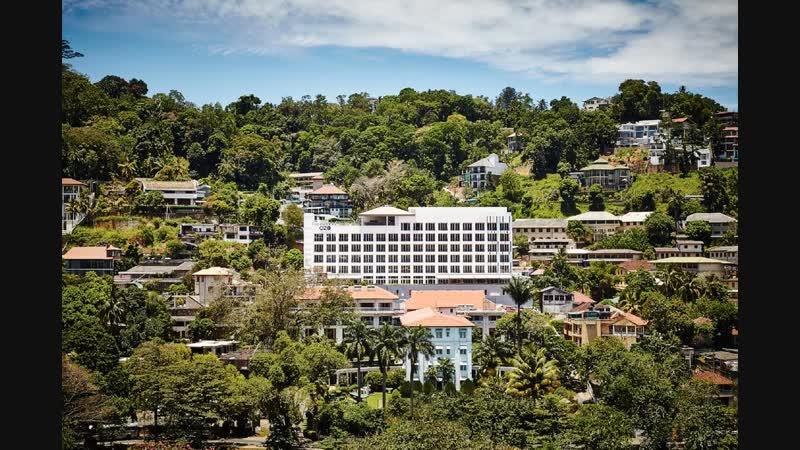 Обзор номера в отеле OZO Kandy Sri Lanka 4*