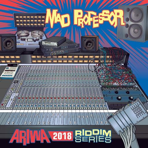 Mad Professor альбом Ariwa 2018 Riddim Series