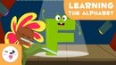 The letter F with Fiona the Flower- Educational video to learn the consonants