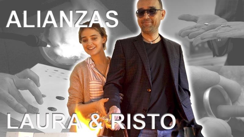 ALIANZAS LAURA RISTO (Wedding bands Laura Risto)