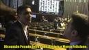 Cabo Daciolo e Marco Feliciano discutem na Câmara dos Deputados (17/10/2018)