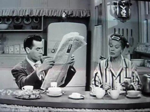 Guide To A Happy Marriage ... with Lucille Ball Desi Arnaz