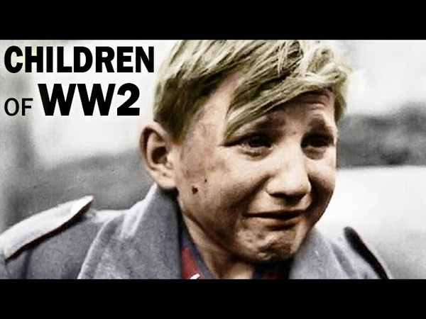 Children of World War 2 | The Effects of War on Children | Award Winning Documentary | 1946