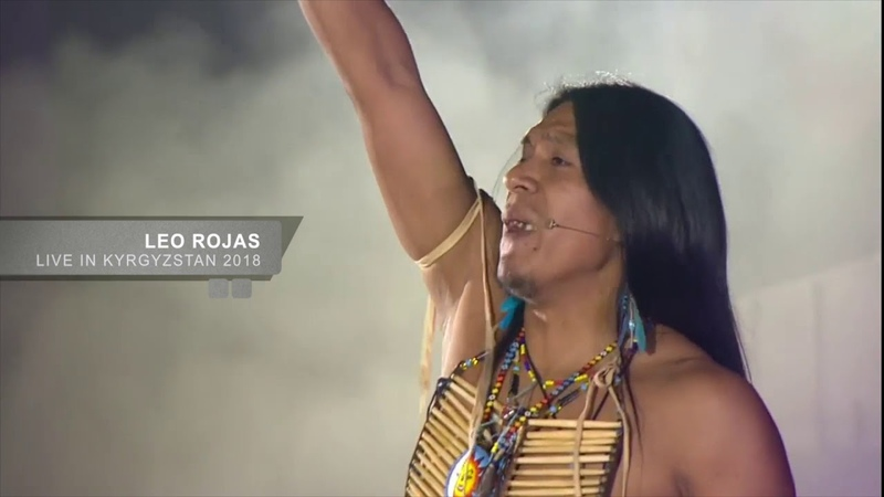 Leo Rojas - Into The Wild Lonely Sheppard at World Nomad Games Kyrgyzstan 2018 TV Show