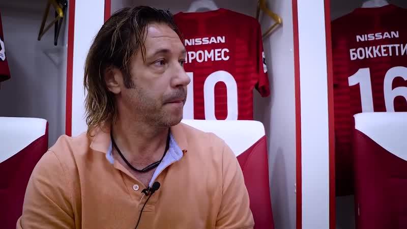 Александр Мостовой- «Где бы ни играл — в душе оставался спартаковцем»
