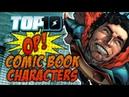 Top 10 OP Comic Book Characters