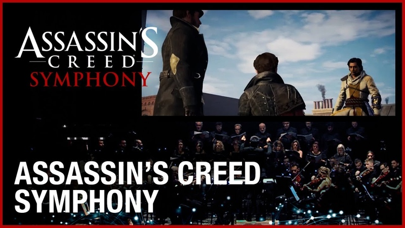 Assassins Creed Symphony - Sneak Preview