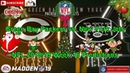 Green Bay Packers vs. New York Jets | NFL 2018-19 Week 16 | Predictions Madden NFL 19