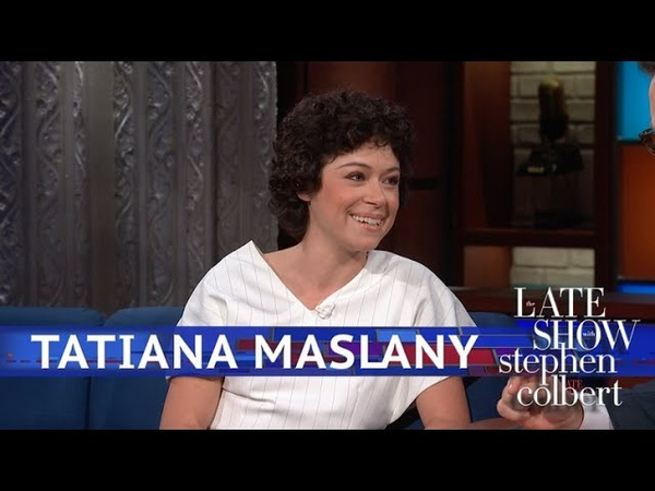 Before Tatiana Maslany Was An Emmy Winner She Was 'Mouse' 25 07 2018