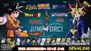 LANÇOU! JUMP FORCE MUGEN Beta - DBZ VS NARUTO VS BLEACH VS CDZ VS HUNTER X HUNTER DOWNLOAD