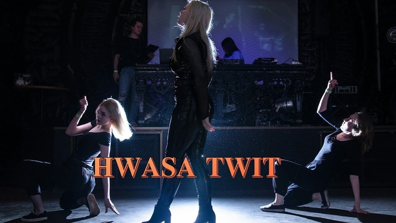 Hwasa Twit dance cover by =ASIA ZONE=