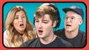 YOUTUBERS REACT TO CRAZY RUSSIAN MUSIC VIDEO SkibidiChallenge