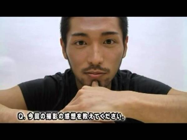 真崎航 04/GURAVURE INRERVIEW02/Badi