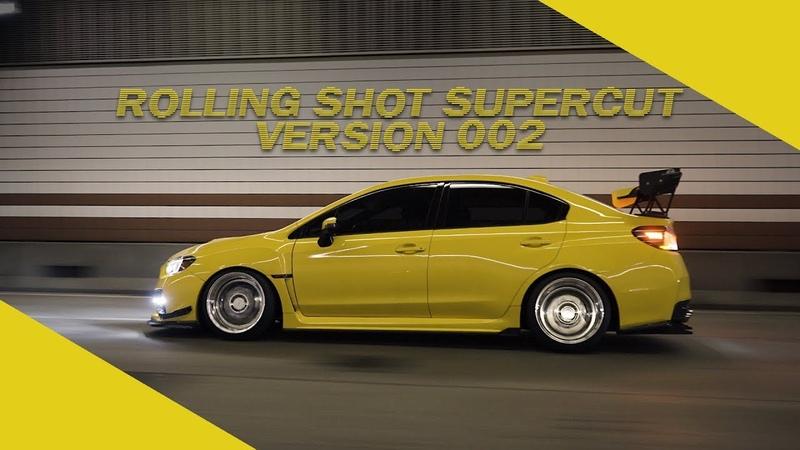 Rolling Shot Supercut: Version 002 | HALCYON (4K)