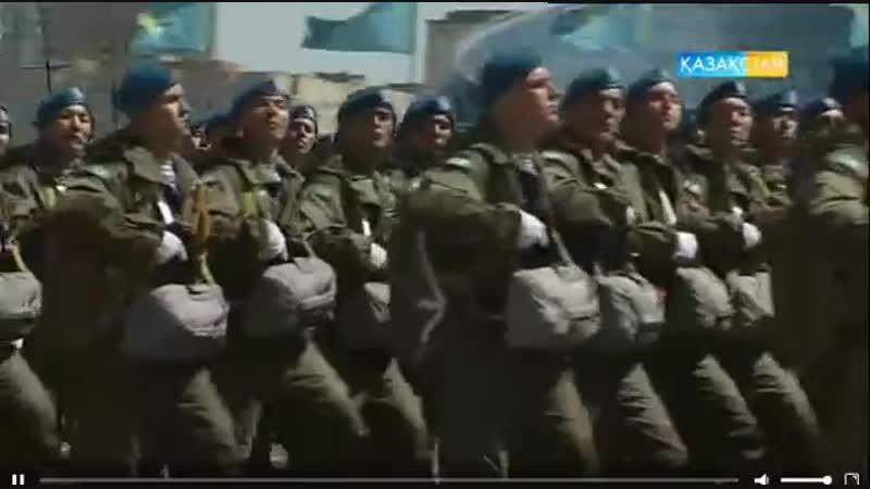 Конец эфира канала Казахстан. 28.12.2015