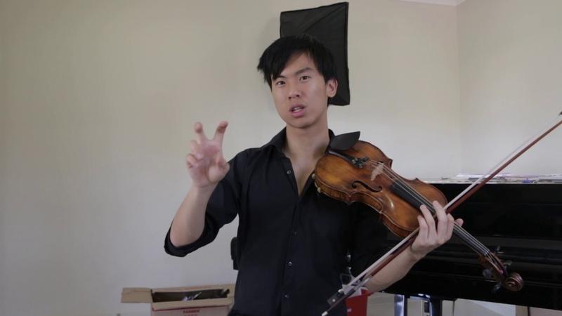 Violinist's Tension Checklist