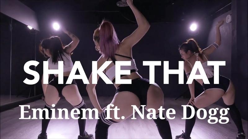 Shake That || Eminem ft. Nate Dogg || WanGong Lin 碗公 Twerk Choreography