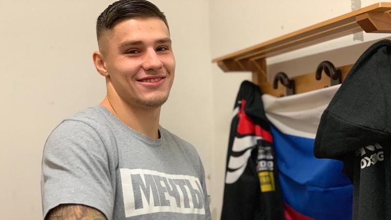 Влад Туйнов VS Mindaugas Narauskas Новый бой Влада Туйнова 08 12 2018