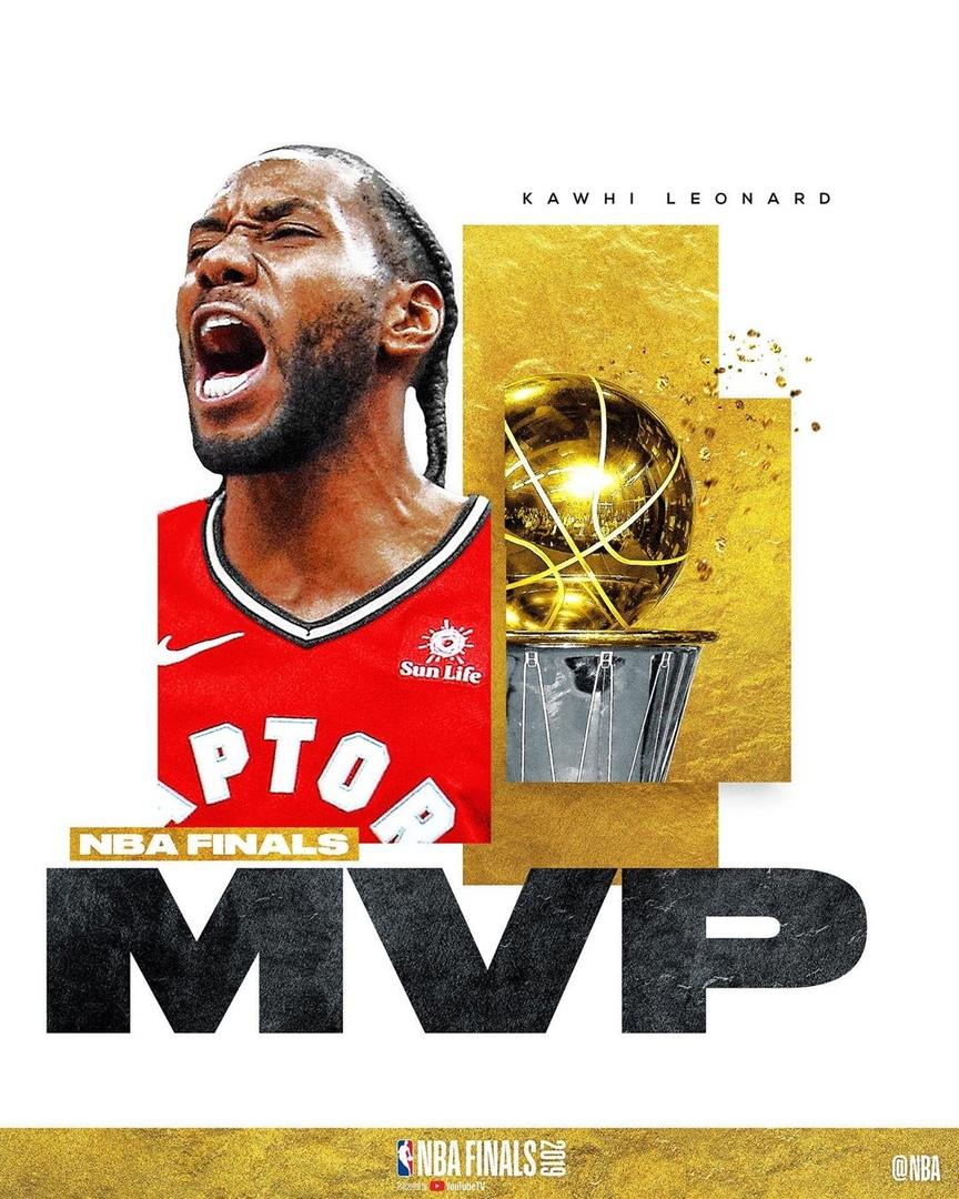 Кавай Ленард – MVP финальной серии