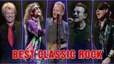 Best Classic Rock - U2, Scorpions, The Police, Bon Jovi, Led Zeppelin, Aerosmith