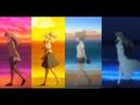 Seishun Buta Yarou wa Bunny Girl Senpai no Yume wo Minai ED/Ending (V1-V4) Comparison