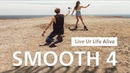 ZHIYUN Smooth 4 Live Ur Life Alive 🏈⛹🏃