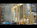 В ОЭЗ «Липецк» открыли завод стандарта «Индустрия 4.0»
