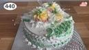 Chocolate cake decorating bettercreme vanilla (440) Học Làm Bánh Kem Đơn Giản Đẹp - Cưới (440)