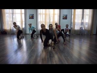 Choreo Chasovskikh Darya/Akimova Nastya MK 15.09.18
