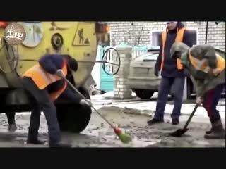 Как ремонтируют и делают дороги у нас и за рубежом - Моя дача