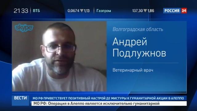 Новости на Россия 24 • Бригады радиационной, химической и биологической защиты против сибирской язвы