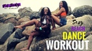 10-Minute Sexy Beach Dance Workout   DanceFitness