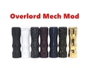 OverLord style Mechanical Mod for 18650 20700 21700 battery by Wejoytech