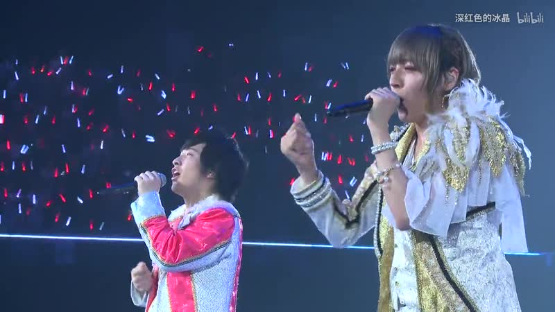 Junta Terashima, Shouta Aoi — «CRAZY GONNA CRAZY» («KING OF PRISM Rose Party 2018»)