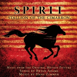 Bryan Adams альбом Spirit: Stallion Of The Cimarron