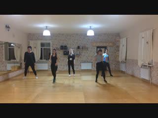 Группа Dancehall.Танцевальная студия
