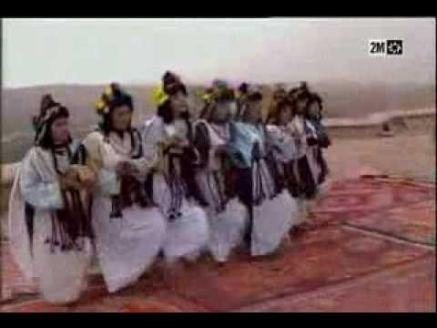 Ahidouss musique du sud maroc une vidéo