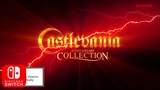 Castlevania Anniversary Collection Launch Trailer for Nintendo Switch HD
