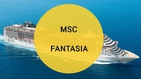 MSC FANTASIA компании MSC Cruises