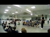 Мастер-класс по брейкдансу в Москве - Bboy Twisty