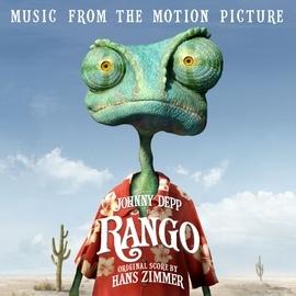 Hans Zimmer альбом Rango Soundtrack