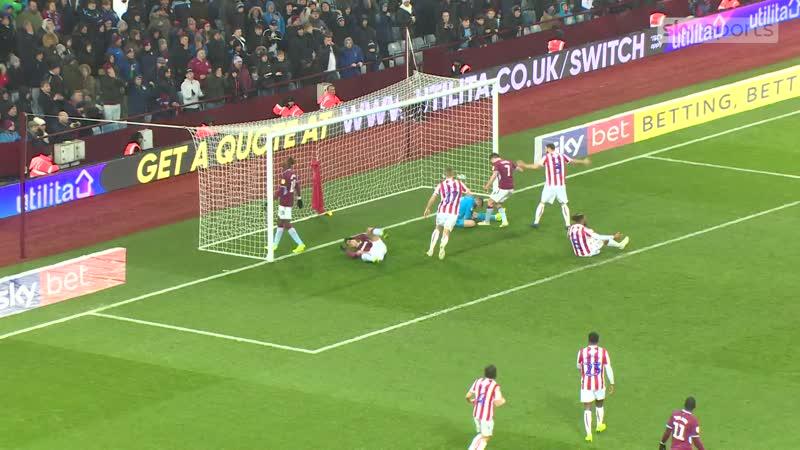 Aston Villa 2-2 Stoke