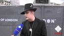 Гей парад в Лондоне. World pride 2012 Boy George Interview