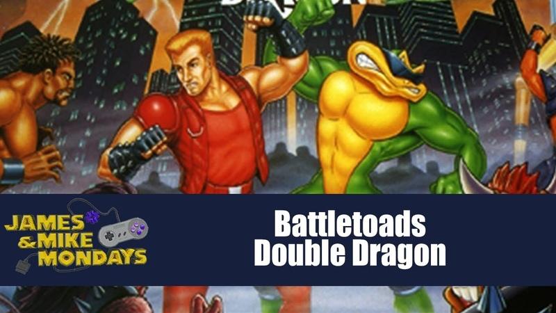 Battletoads/Double Dragon (NES) James Mike Mondays