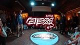 HIP HOP BEGINNERS 18 SHUCHEVA vs PONCH (win) GENESIS BATTLE 2019