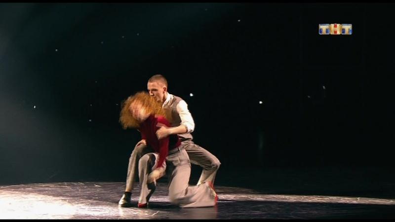 Танцы: Илья Прелин и Лада Касинец